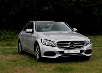 mercedes-c-glass-grey-side