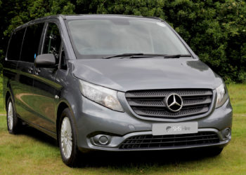 mercedes-van-grey-side